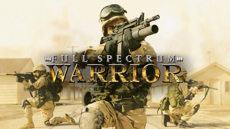 Full Spectrum Warrior фото