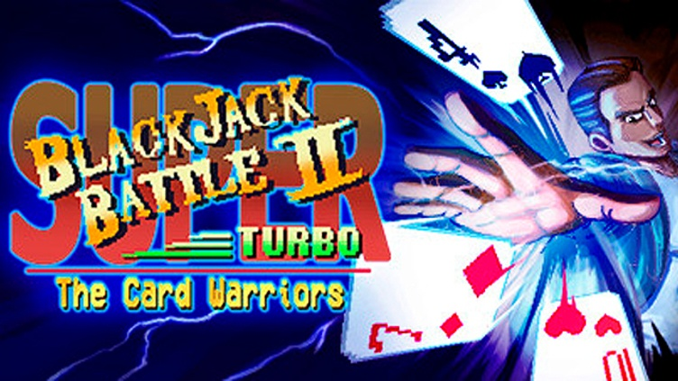 Super Blackjack Battle 2 Turbo Edition - The Card Warriors фото