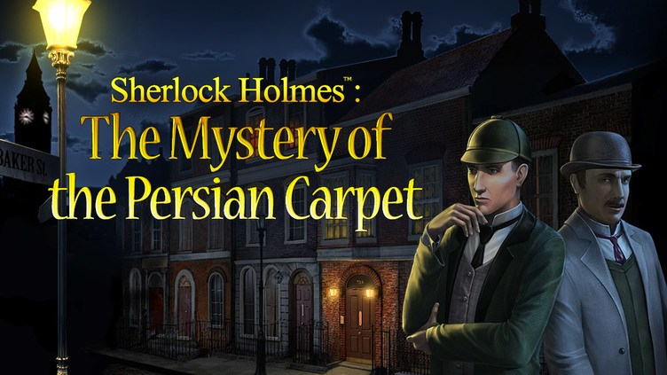 Sherlock Holmes: The Mystery of the Persian Carpet фото