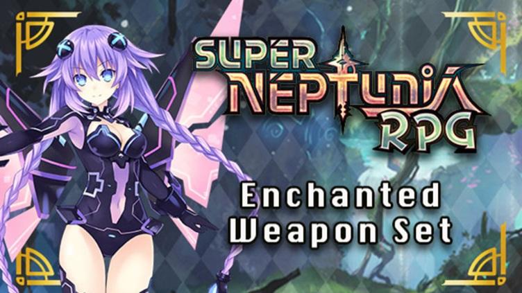 Super Neptunia RPG - Enchanted Weapon Set DLC фото