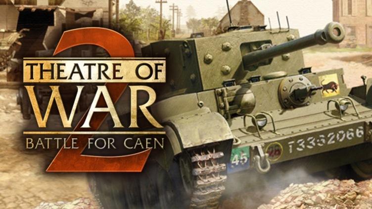 Theatre of War 2 - Battle for Caen DLC