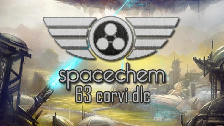 SpaceChem: 63 Corvi DLC фото