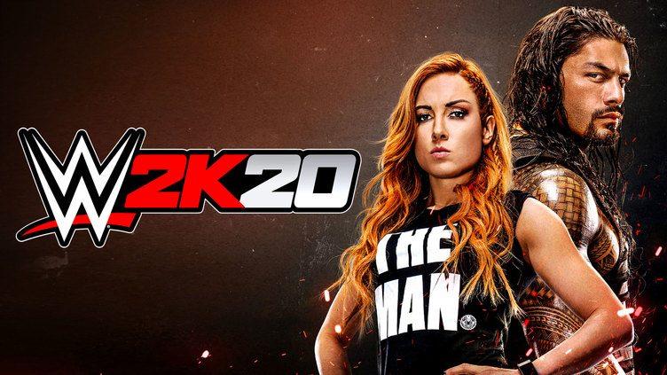 WWE 2K20 фото