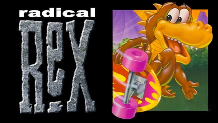 Radical Rex фото
