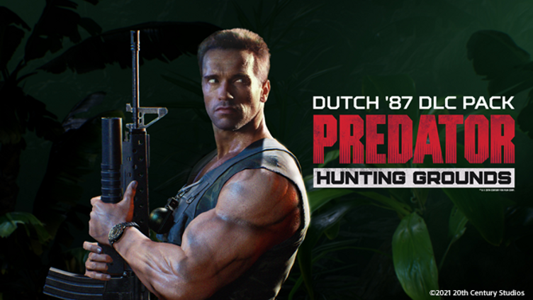 Predator: Hunting Grounds - Dutch '87 DLC Pack