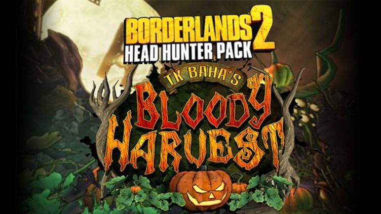 Borderlands 2: Headhunter 1: Bloody Harvest DLC