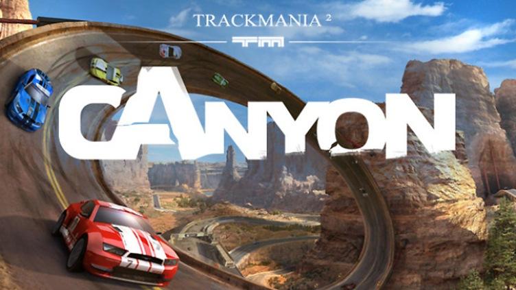 TrackMania² Canyon фото