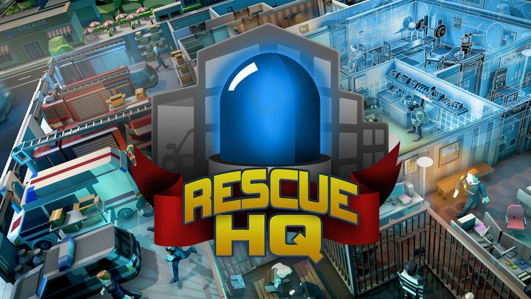 Rescue HQ - The Tycoon фото