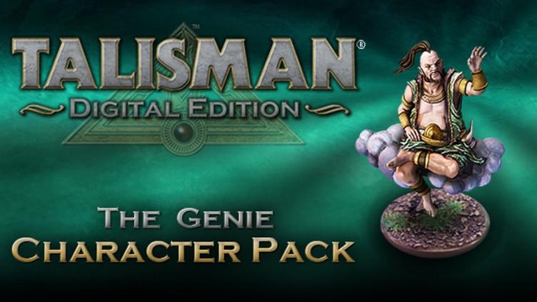 Talisman - Character Pack #4 - Genie фото
