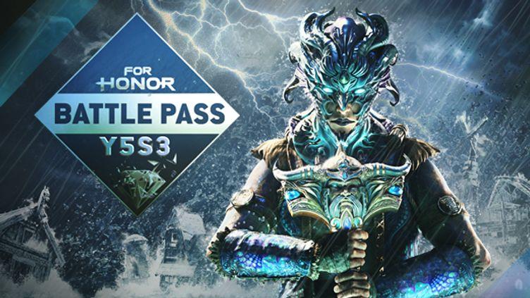 FOR HONOR™ - Battle Pass - Year 5 Season 3