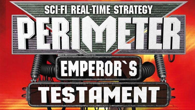 Perimeter: Emperor's Testament фото