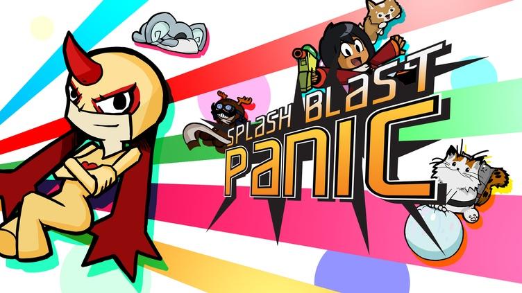 SPLASH BLAST PANIC фото