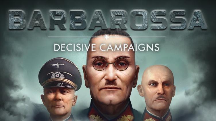 Decisive Campaigns: Barbarossa фото