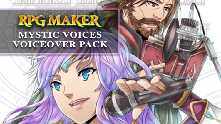 RPG Maker: Mystic Voices Sound Pack фото