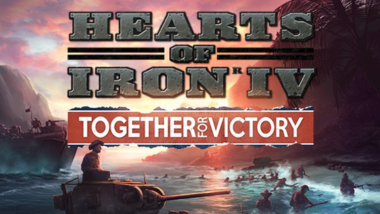 Hearts of Iron IV: Together for Victory DLC фото