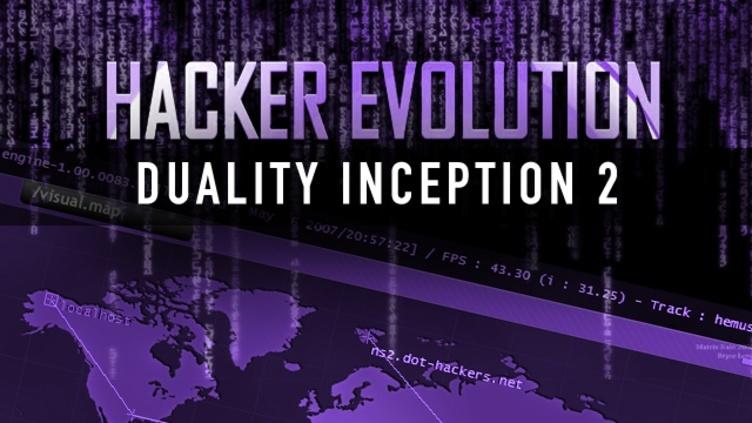 Hacker Evolution Duality: Inception Part 2 DLC фото