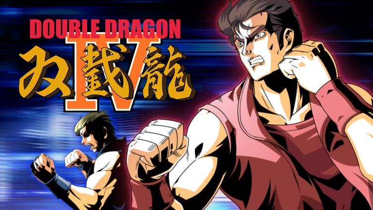 Double Dragon IV фото
