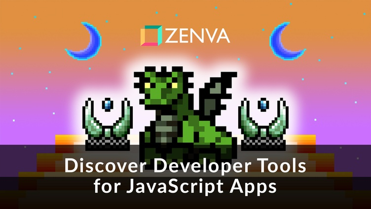 Discover Developer Tools for JavaScript Apps
