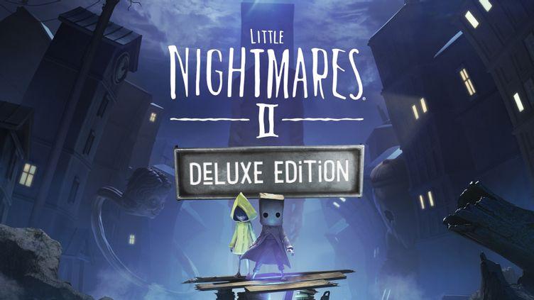 Little Nightmares II - Deluxe Edition