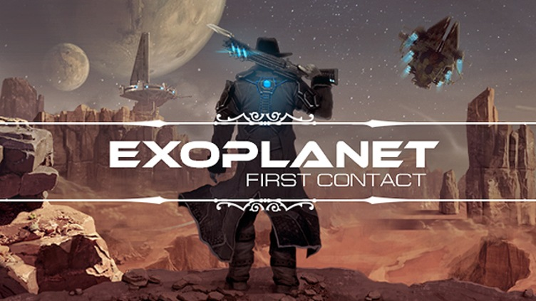 Exoplanet: First Contact фото