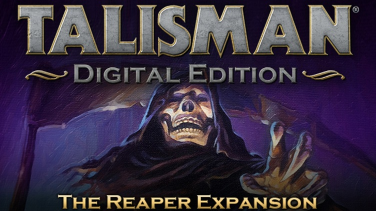 Talisman - The Reaper Expansion Pack