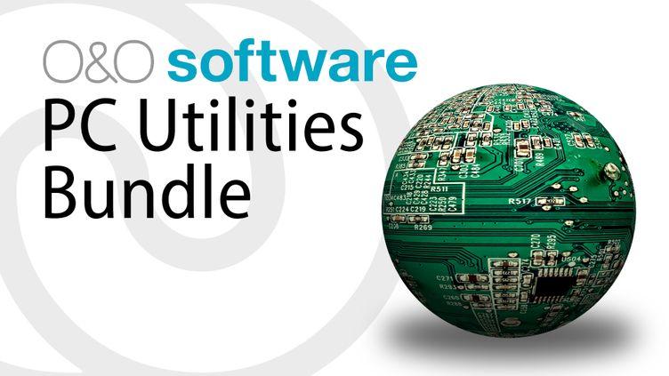 O&O Software PC Utilities Bundle