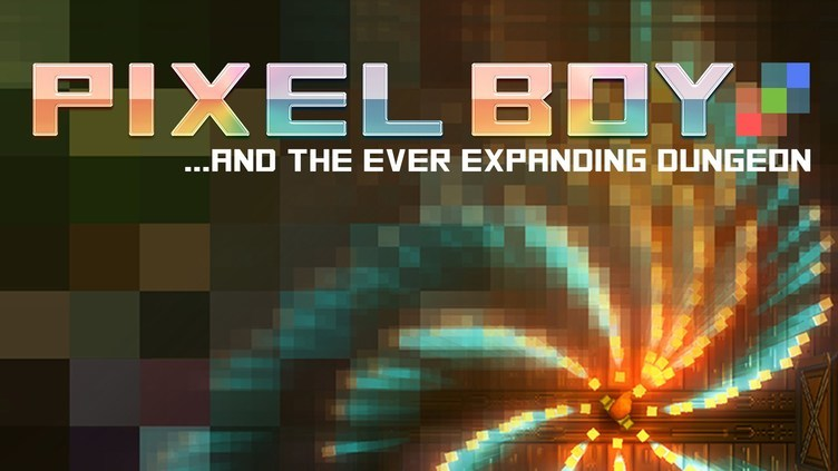 Pixel Boy and the Ever Expanding Dungeon фото