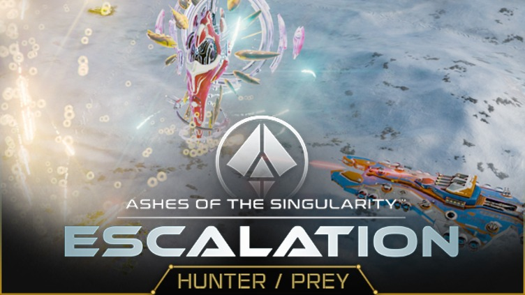 Ashes of the Singularity: Escalation - Hunter / Prey Expansion фото