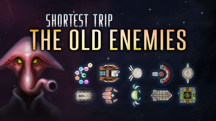 Shortest Trip to Earth: The Old Enemies