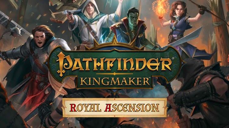 Pathfinder: Kingmaker - Royal Ascension DLC фото