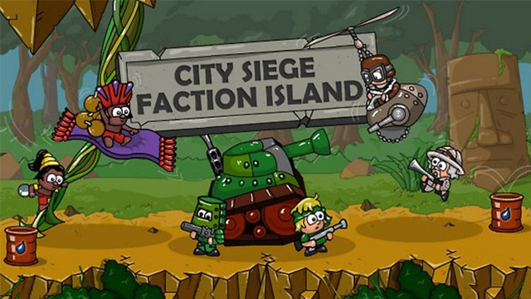 City Siege: Faction Island фото