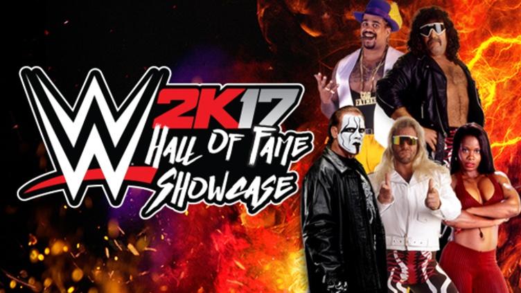 WWE 2K17 - Hall of Fame Showcase DLC