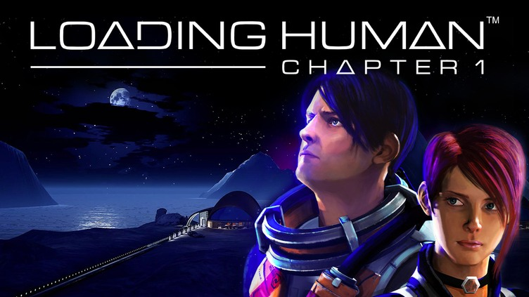 Loading Human: Chapter 1