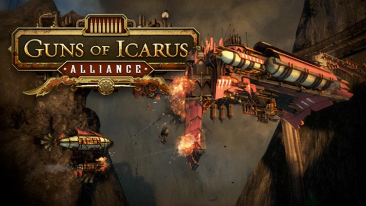 Guns of Icarus Alliance фото