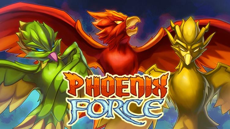 Phoenix Force фото