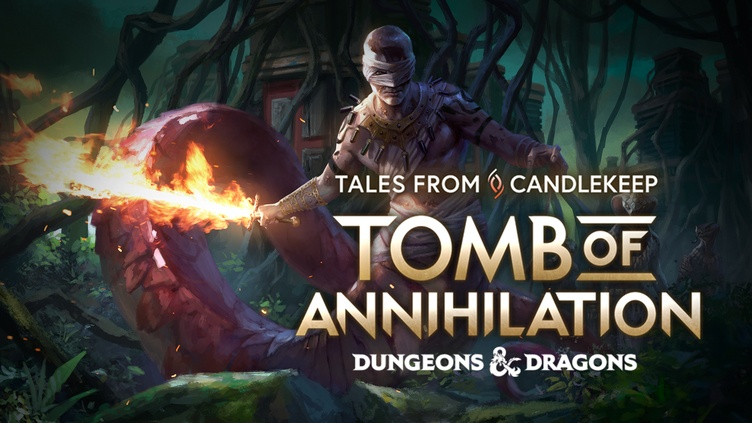 Tales from Candlekeep: Tomb of Annihilation фото
