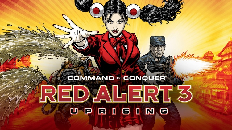 Command and Conquer: Red Alert 3 Uprising EP