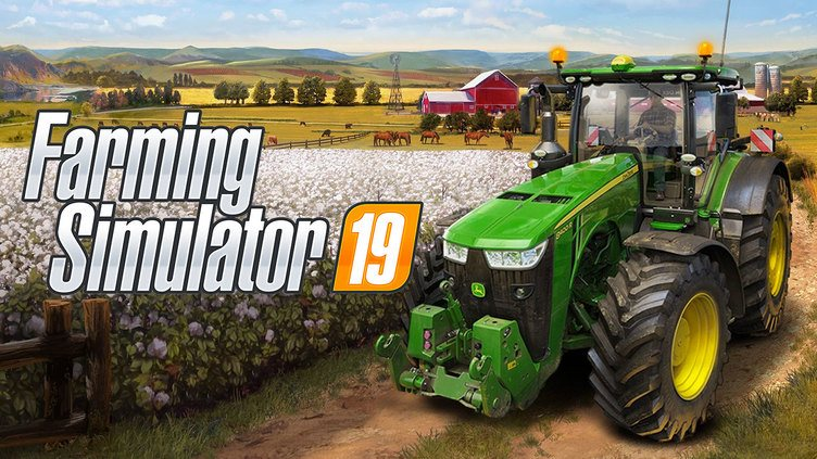 Farming Simulator 19 фото