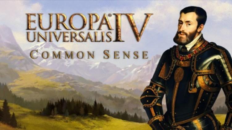 Europa Universalis IV: Common Sense DLC фото