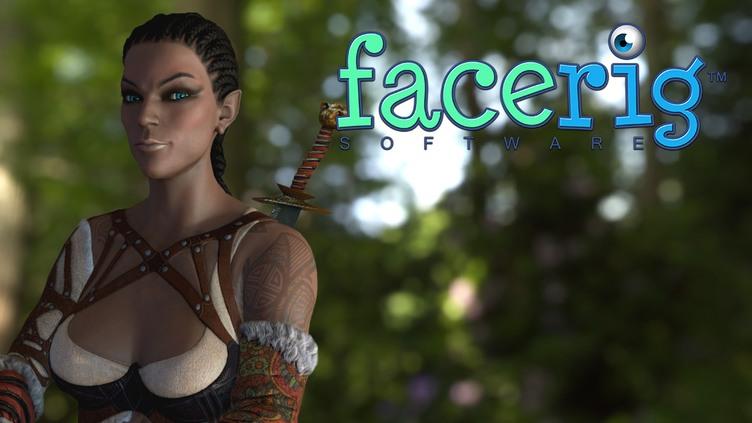 FaceRig Warriors DLC фото