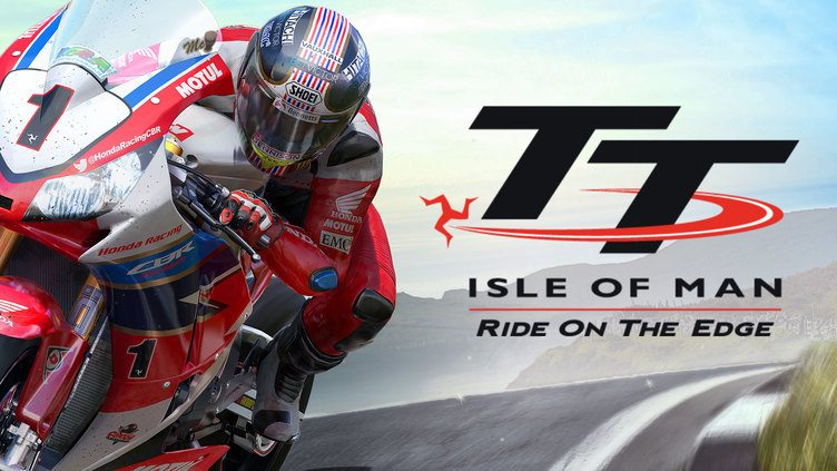 TT Isle of Man фото