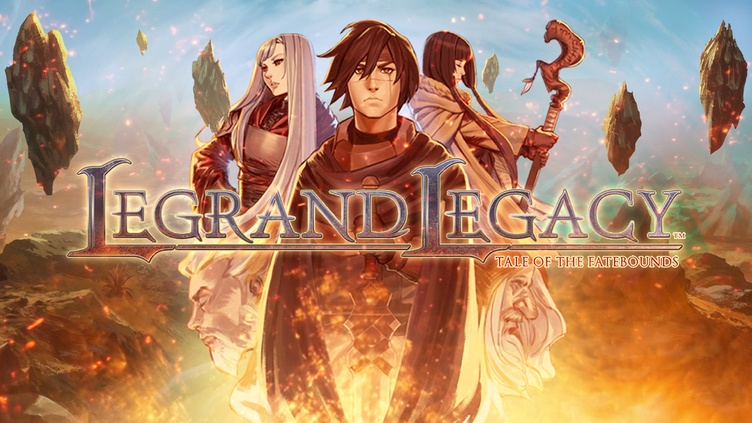 LEGRAND LEGACY: Tale of the Fatebounds фото