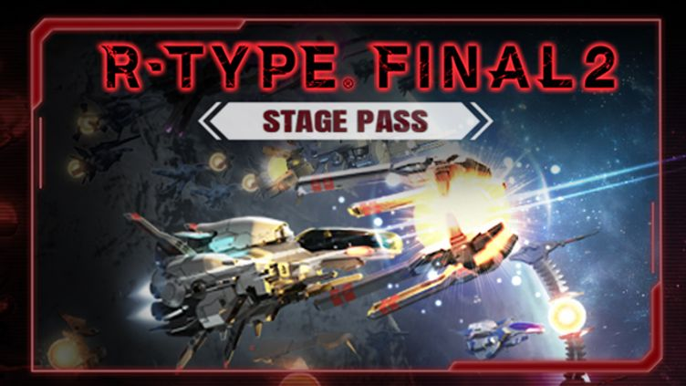 R-Type Final 2 - Stage Pass