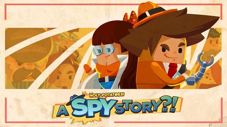 Holy Potatoes! A Spy Story?! фото