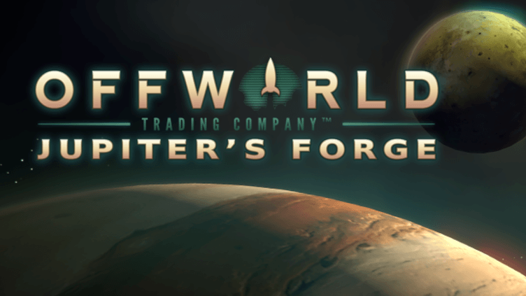 Offworld Trading Company: Jupiter's Forge Expansion Pack фото