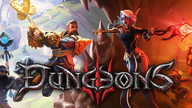 Dungeons 3 фото
