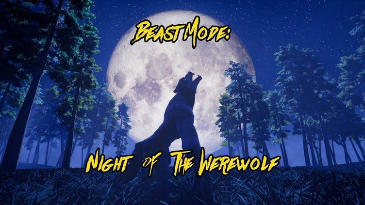 Beast Mode: Night of the Werewolf фото
