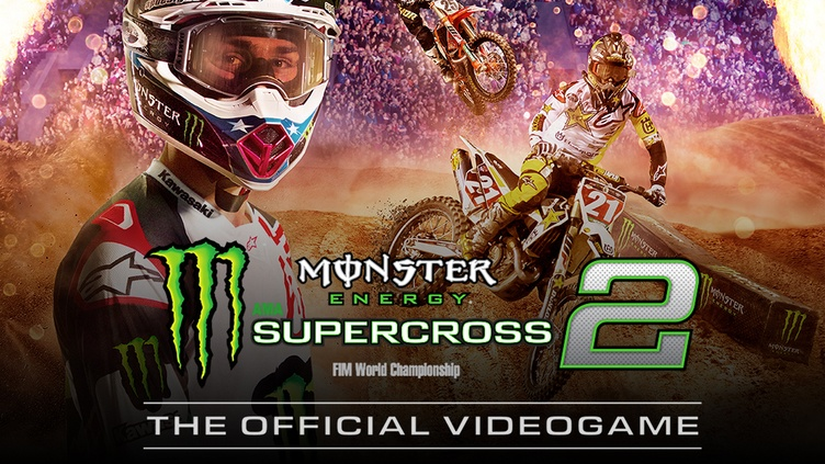Monster Energy Supercross - The Official Videogame 2 фото