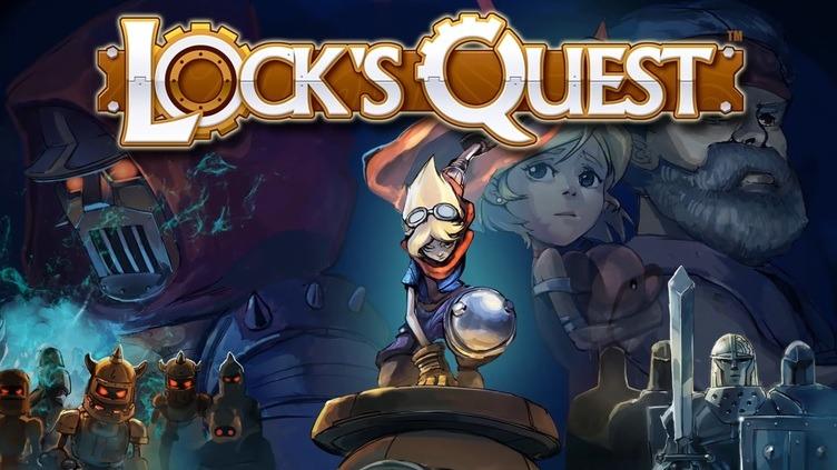 Lock's Quest фото