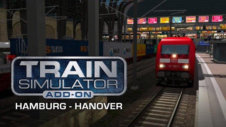 Train Simulator: Hamburg-Hanover Route Add-On фото